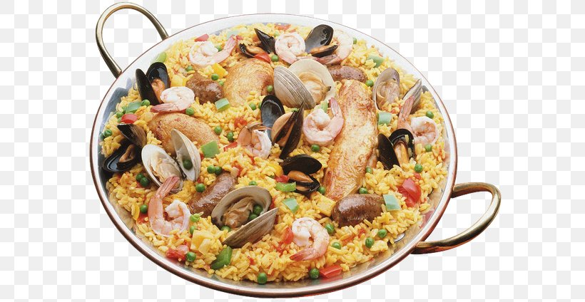 Spanish Cuisine Paella Slow Cookers Rice Cookers, PNG, 600x424px, Spanish Cuisine, Animal Source Foods, Arroz Con Pollo, Barbecue, Chef Download Free