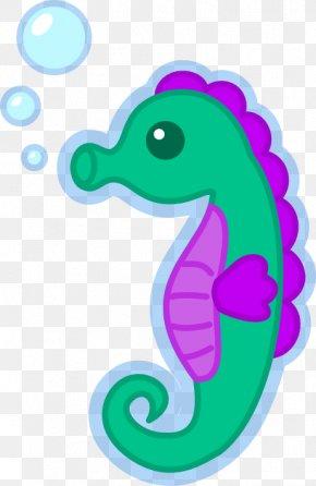 Cute Seahorse Transparent - Seahorse Cuteness Clip Art PNG
