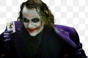 Joker - Joker Batman Film Actor Villain PNG