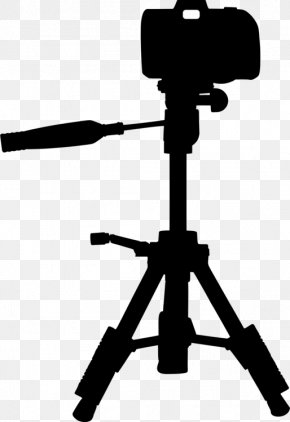 Optical Instrument Cameras Optics - Camera Silhouette PNG