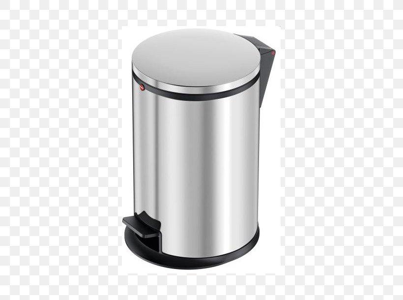 Rubbish Bins & Waste Paper Baskets Bin Bag Steel Sheet Metal, PNG, 610x610px, Rubbish Bins Waste Paper Baskets, Bin Bag, Kitchen, Metal, Office Download Free