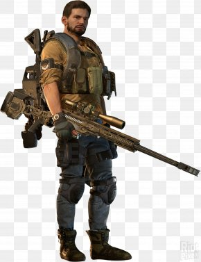 Tom Clancy - Tom Clancy's The Division 2 Electronic Entertainment Expo 2018 Ubisoft Game PNG