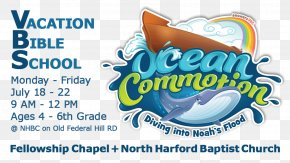 Vacation Bible School - Commotion In The Ocean Vacation Bible School Child Genesis Flood Narrative PNG