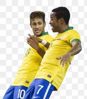 Neymar - Robinho Neymar Brazil National Football Team Brazil National Under-23 Football Team PNG