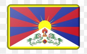Flag - Tibetan Empire Flag Of Tibet Incorporation Of Tibet Into The People's Republic Of China PNG