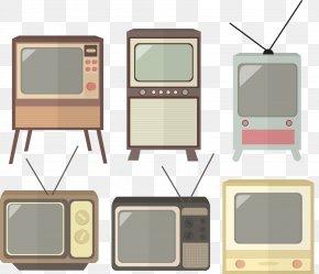 Retro TV - Old Television Download Gratis PNG