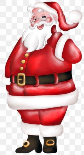 Santa Claus - Santa Claus Christmas Card Desktop Wallpaper Clip Art PNG