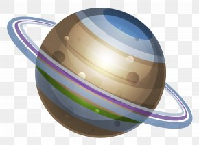 Planet School Model Clipart Image - Planet Clip Art PNG