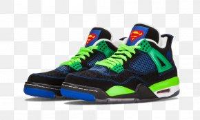 Michael Jordan - Air Force Doernbecher Children's Hospital Air Jordan Shoe Mars Blackmon PNG