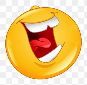 Animated Laughing Smiley - Emoticon Smiley LOL Laughter Clip Art PNG