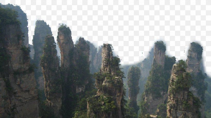 Zhangjiajie National Forest Park Macau Wulingyuan District China Travel Service International Travel Agency Company U067eu0627u0631u06a9 U062cu0646u06afu0644u06cc, PNG, 1920x1080px, Zhangjiajie National Forest Park, Biome, Escarpment, Forest, Grass Download Free