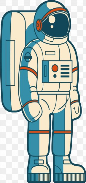 Space Astronauts - Astronaut Outer Space Clip Art PNG