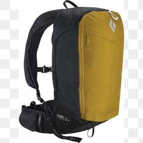 Backpack - Avalanche Airbag Backpack Black Diamond Equipment PNG