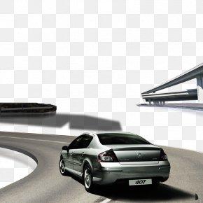 Sports Car Elements - Sports Car Automotive Design PNG