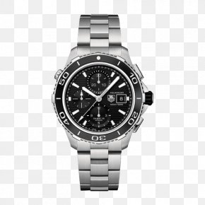 TAG Heuer Aquaracer Watch Series - TAG Heuer Automatic Watch Chronograph Movement PNG