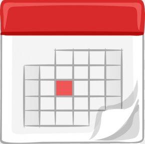 Calendar Cartoon Cliparts - Calendar Academic Year Academic Term School May PNG