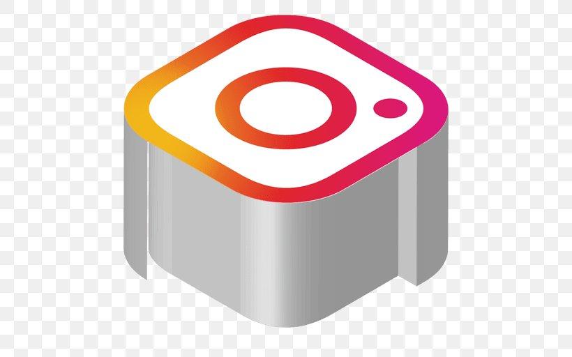 Logo Instagram Png 512x512px 3d Computer Graphics Logo Blog Cdr Instagram Download Free