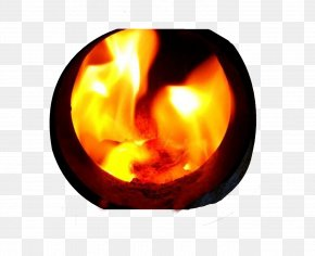Burning The Fire - Fire Combustion Light PNG