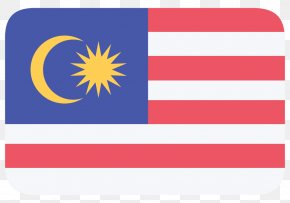Flag - Flag Of Malaysia Flags Of Asia National Flag PNG