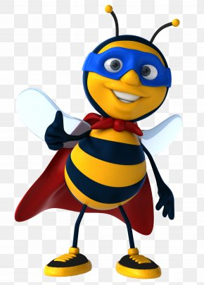 Q Version Of The Bee - Labour Day Labor Day Public Holiday International Workers' Day Clip Art PNG