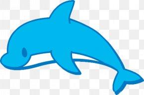 Dolphin,animal,lovely - Dolphin Cartoon Cuteness PNG