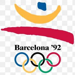 1992 Summer Olympics Olympic Games Olympiad Olympic Emblem Logo PNG