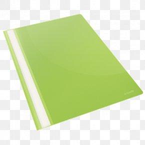 Ziel - Paper File Folders Office Supplies Green Esselte Leitz GmbH & Co KG PNG