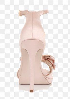 Satin Sandal Pic - Shoe Sandal High-heeled Footwear Hera PNG