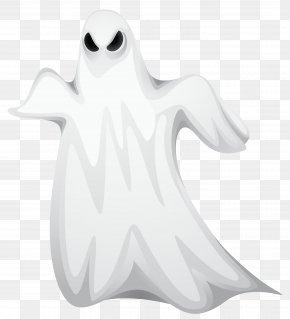 Ghost - Ghost Halloween Cartoon PNG