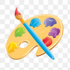 Drawing Tools - Palette Drawing Artist PNG