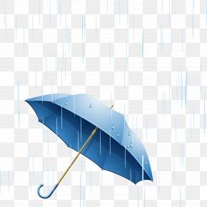 Umbrella Rain - Rain Umbrella Euclidean Vector Illustration PNG