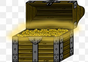 Animation - Buried Treasure Animation Clip Art PNG