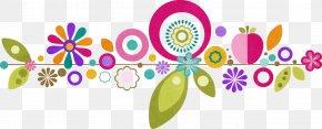 Barre Frame - Clip Art Image Spring Design PNG