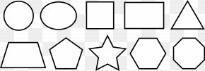 Geometric Clipart - Geometric Shape Area Geometry Triangle PNG