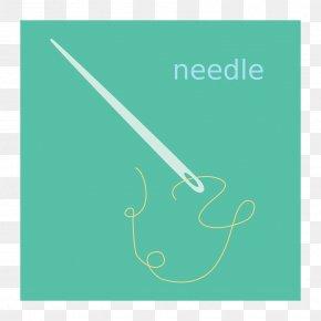Sewing Needle - Wikipedia Wiktionary PNG
