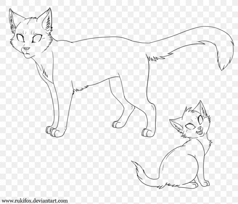 - Cat Warriors Coloring Book Erin Hunter Yellowfang, PNG, 964x829px, Cat,  Artwork, Big Cat, Black And White,