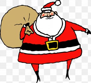 Santa Claus Graphics - Santa Claus Christmas Free Content Clip Art PNG