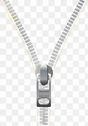 Zipper - Zipper Clip Art PNG