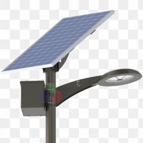 Street Light - Street Light Solar Energy Lighting Light Fixture PNG