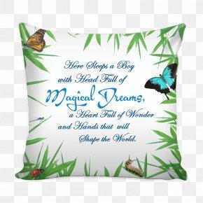 Pillow - Throw Pillows Cushion Textile Animal PNG