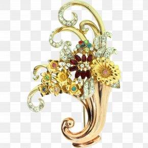 Jewelry Rhinestone - Brooch Imitation Gemstones & Rhinestones Corocraft Jewellery Costume Jewelry PNG