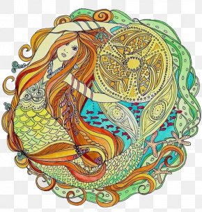 Mermaid - Mermaid Painting Drawing Artist PNG