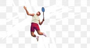 Badminton - Team Sport Baseball Racket PNG