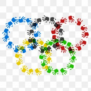 The Olympic Rings - 2016 Summer Olympics 2022 Winter Olympics Olympic Symbols Olympic Sports PNG