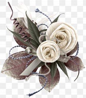 Ps Floral Border Creative Floral Patterns - Vintage Clothing Flower Floral Design Clip Art PNG