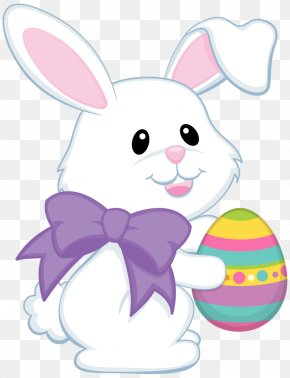 Easter Bunny - Easter Bunny Rabbit Clip Art PNG