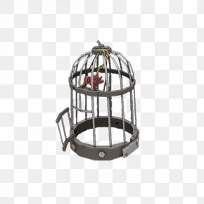 Bird Cage - Team Fortress 2 Portal Video Game Birdcage PNG