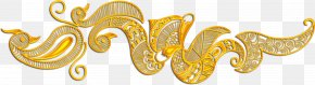 Jewellery - Body Jewellery Gold Clothing Accessories 01504 PNG