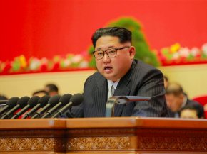 Kim Jong-un - Kim Jong-un Pyongyang 7th Congress Of The Workers' Party Of Korea Assassination Of Kim Jong-nam Korean Central News Agency PNG