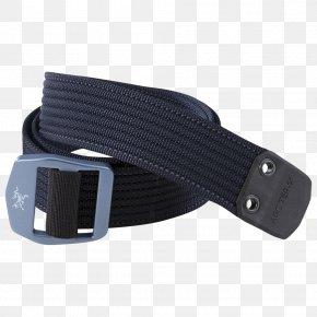 Belt - Arc'teryx Conveyor Belt Buckle Jacket PNG